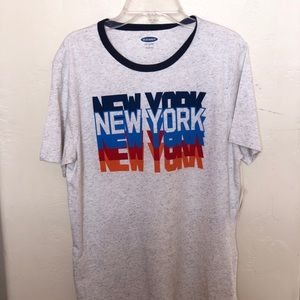 New York Old Navy Tee Shirt